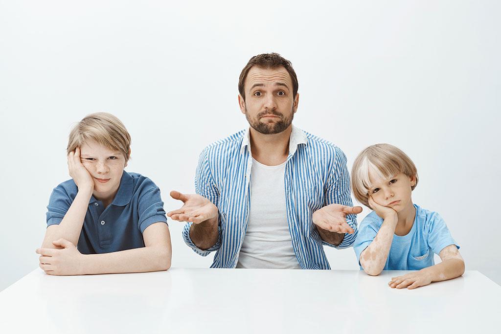 how raise boys alone 1